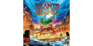 Atlantis Rising (second edition) - cover