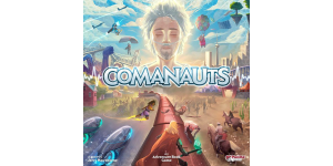 Comanauts review - cover