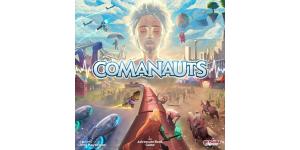 Comanauts review - cover