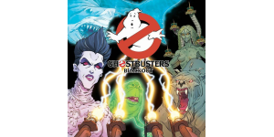 Ghostbusters Blackout review - cover