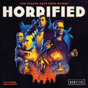 Horrified review - cover