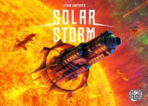 Solar Storm cover