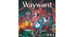 Wayward review - cover