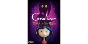 Coraline Beware the Other Mother cover
