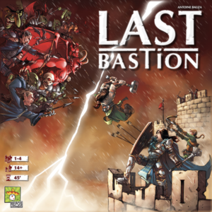 Last Bastion review - cover