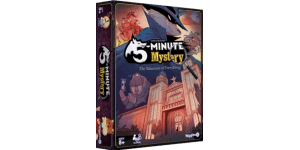 5-Minute Mystery review - cover
