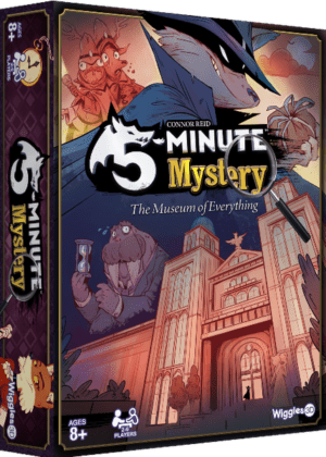 5-Minute Mystery Review (Kickstarter Preview)