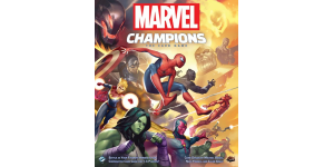 Marvel Champions The Card Game review - cover