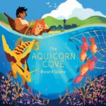The Aquicorn Cove Board Game - PAX