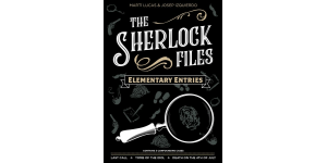 The Sherlock Files Elementary Entries review - cover