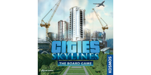 Cities Skylines – The Board Game review - cover