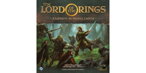 The Lord of the Rings Journeys in Middle-earth review - cover