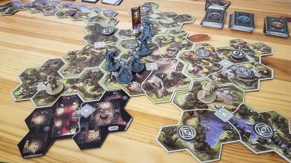 The Lord of the Rings Journeys in Middle-earth review - middle of the campaign