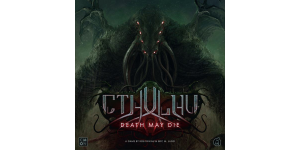 Cthulhu Death May Die review - cover