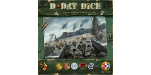 D-Day Dice second edition review - cover