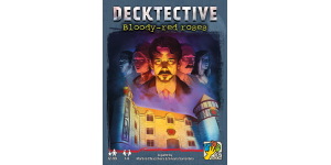Decktective Bloody-Red Roses review - cover
