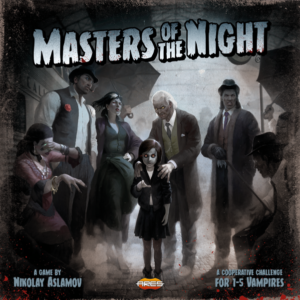 Masters of the Night - KS