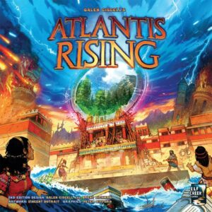 Atlantis Rising (Second Edition) review - cover