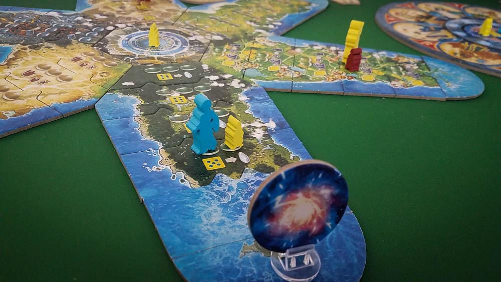 Atlantis Rising (Second Edition) review - gathering crystal