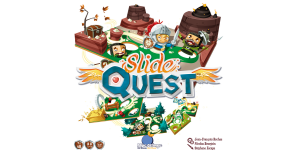 Slide Quest review - cover