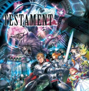 Testament cover