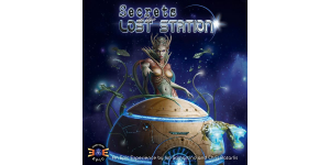 Secrets of the Lost Station review - cover