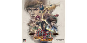 Street Masters review - cover