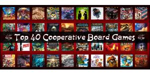 top 40 cooperative board games (2020 edition)