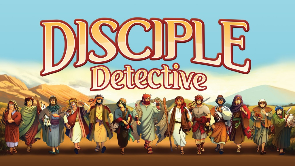 Disciple Detective cover