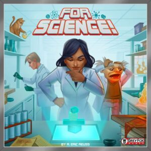 For Science cover