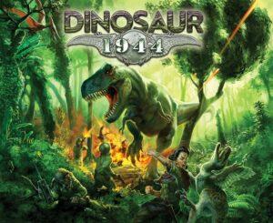 Dinosaur 1944 cover