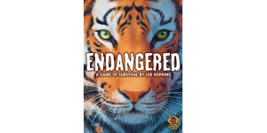 Endangered review - cover