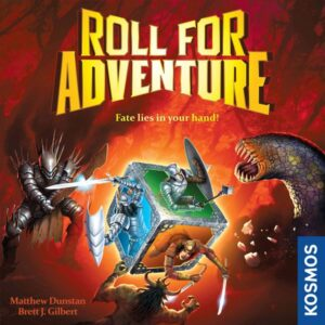 Roll for Adventure review - cover