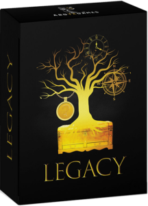 LEGACY box cover