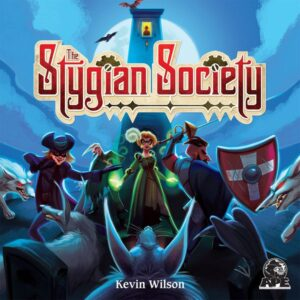 The Stygian Society - cover