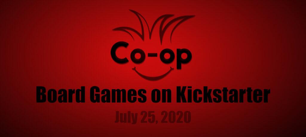 board games on kickstarter banner - 072520