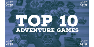 top 10 best cooperative adventure board games