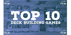 top 10 best cooperative deck building games