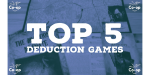 top 5 best cooperative deduction board games