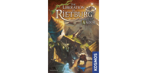 The Liberation of Rietburg review - cover