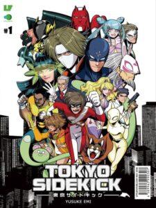 Tokyo Sidekick cover