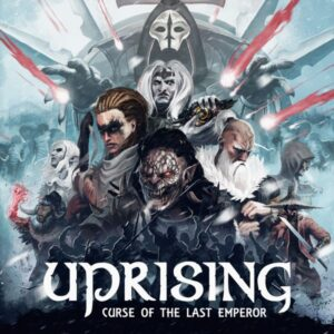 Uprising Curse of the Last Emperor cover
