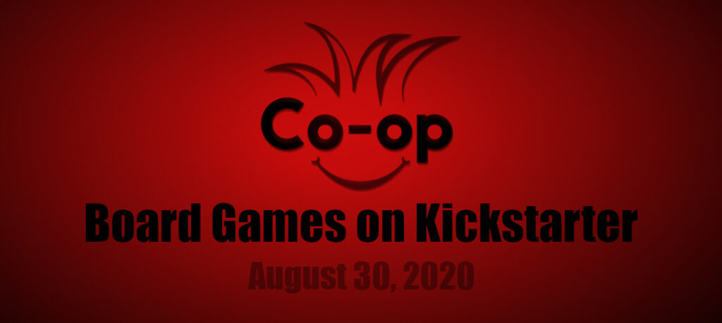 cooperative board games on kickstarter - 083020