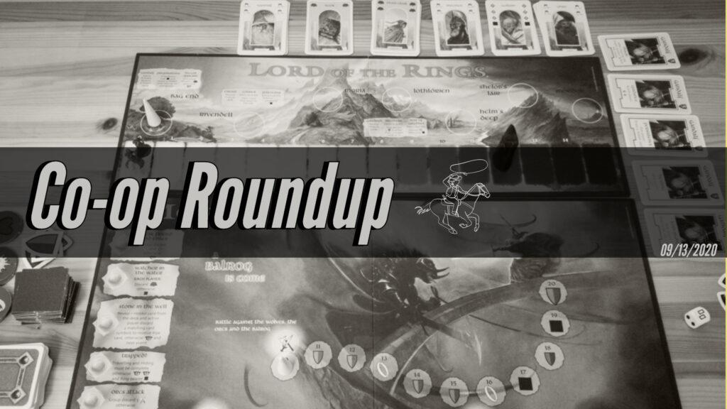 Co-op Roundup - September 13, 2020