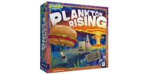 SpongeBob SquarePants Plankton Rising preview cover