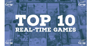 top 10 best cooperative real-time board games