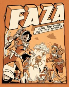 Faza review - cover