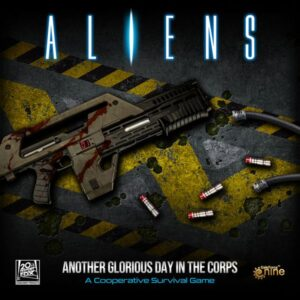 Aliens Another Glorious Day in the Corps cover