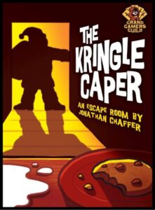 The Kringle Caper review - cover