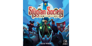 The Stygian Society review - cover
